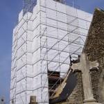 Restauration de la tour de l'église